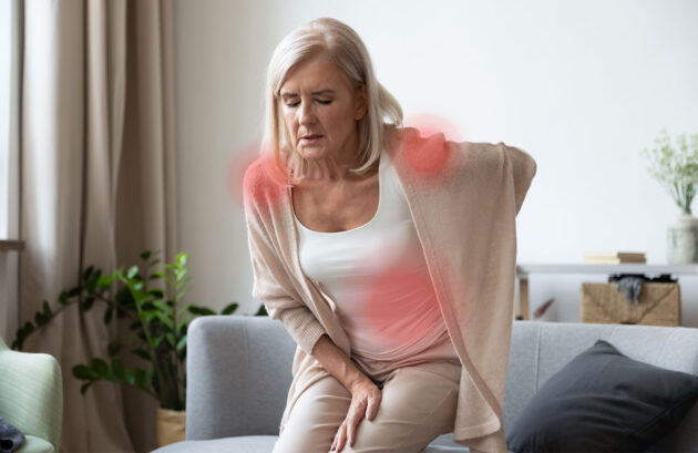 Chronic pain relief for individuals suffering from various types of chronic pain